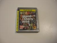 Grand Theft Auto IV GTA 4 - GRA Ps3  - 0208