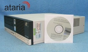 Komputer Fujitusu Siemens Celeron 1,6GHz + Sticker Windows Vista Business