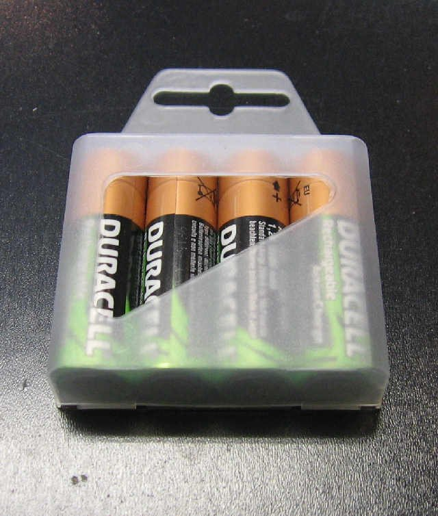 DURACELL ACTIVE CHARGE NOWA TECHNOLOGIA - AA R6 - Opole