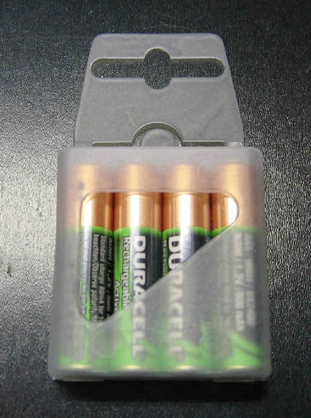 DURACELL ACTIVE CHARGE NOWA TECHNOLOGIA - AAA R3 - Opole