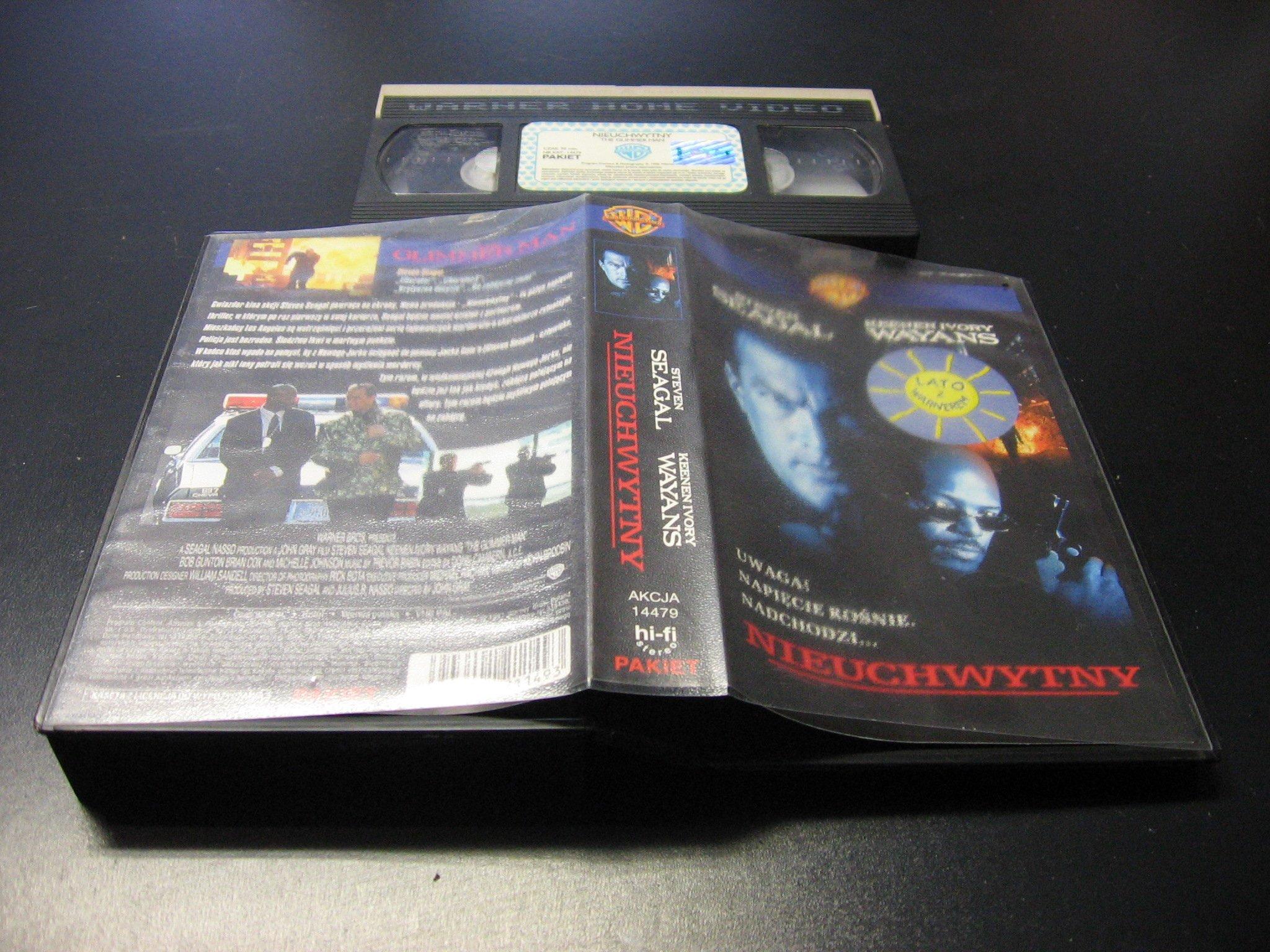 NIEUCHWYTNY VHS - Opole 0019