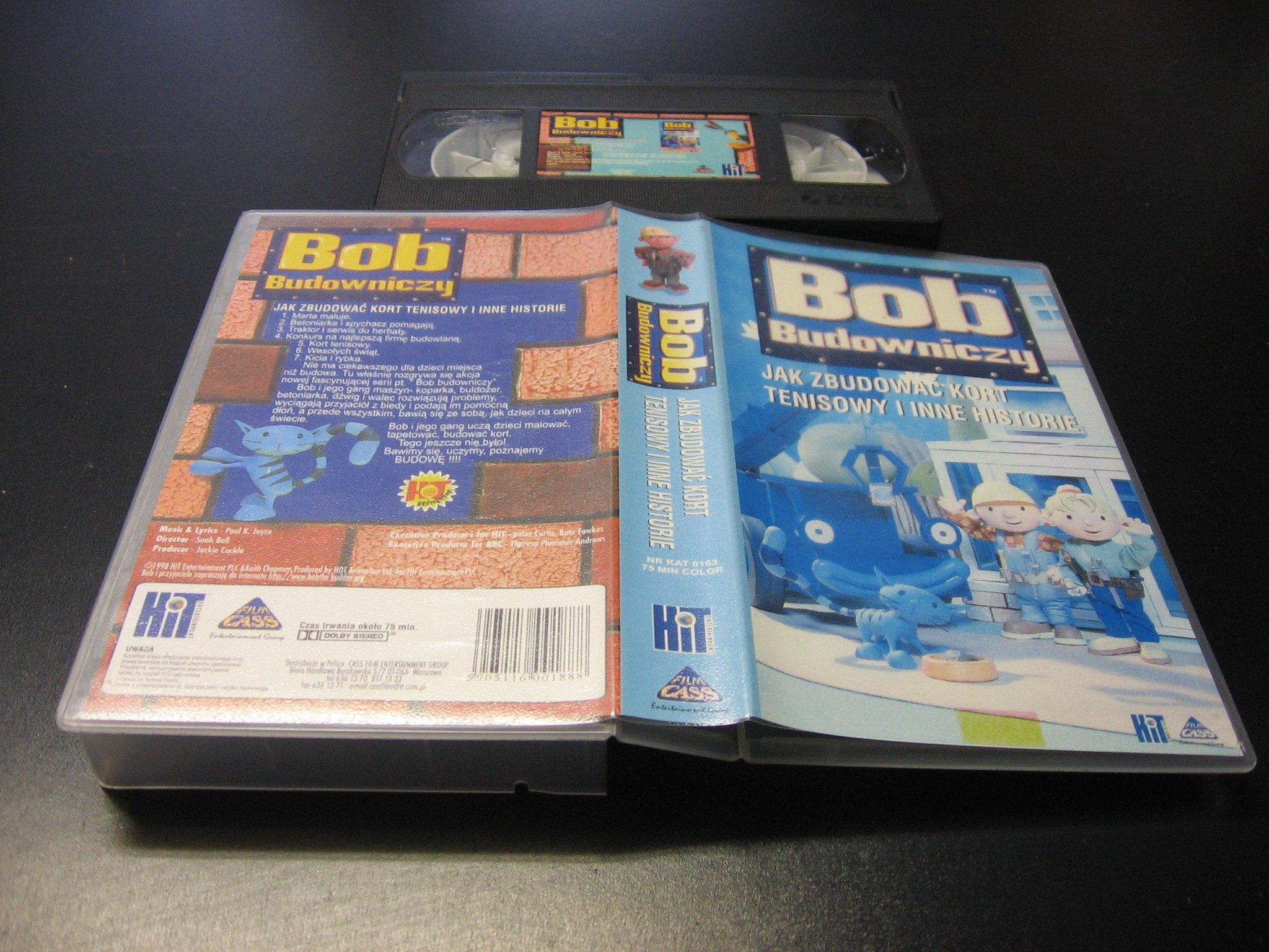 BOB BUDOWNICZY - VHS Opole 0005