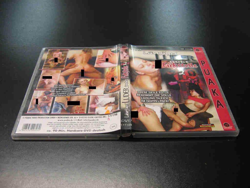 LAUFIGES LUDER SUCHT FICK porno DVD - Opole