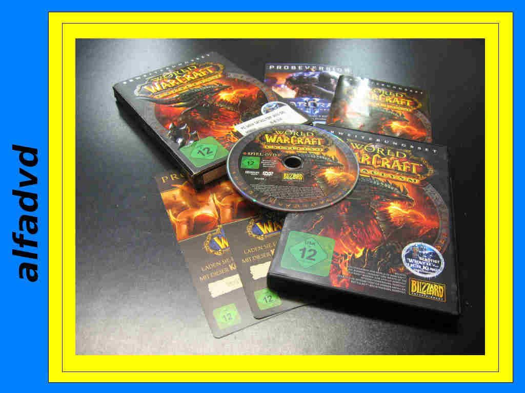WORLD OF WARCRAFT - CATACLYSM - GRA PC - Opole
