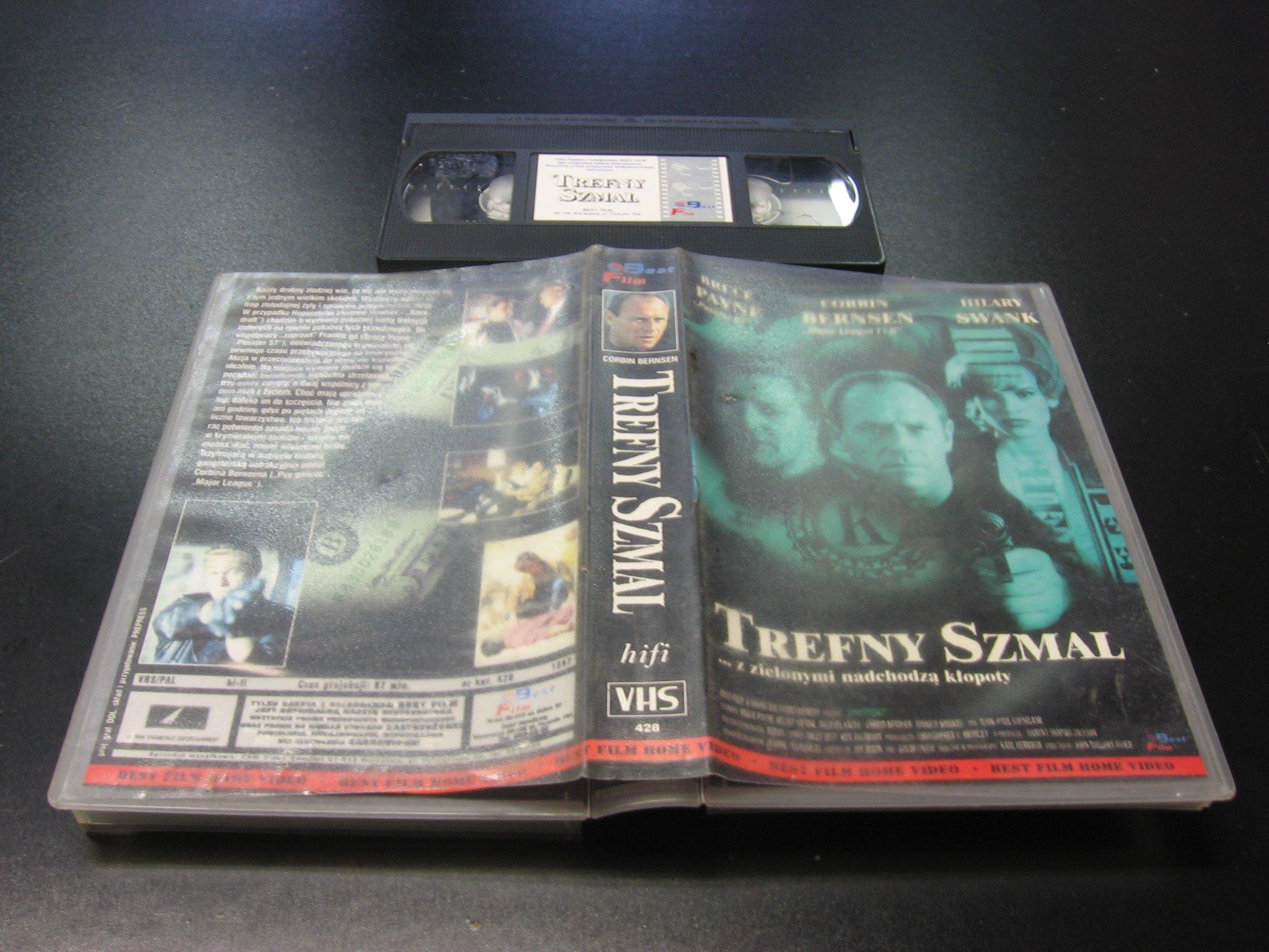 TREFNY SZMAL ```````````` VHS ```````````` Opole 0401