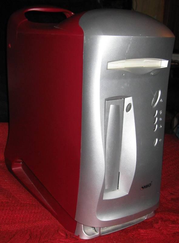 Komputer Pc Pentium 3 1000 MHz