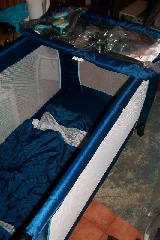 Składane łóżeczko Nowe