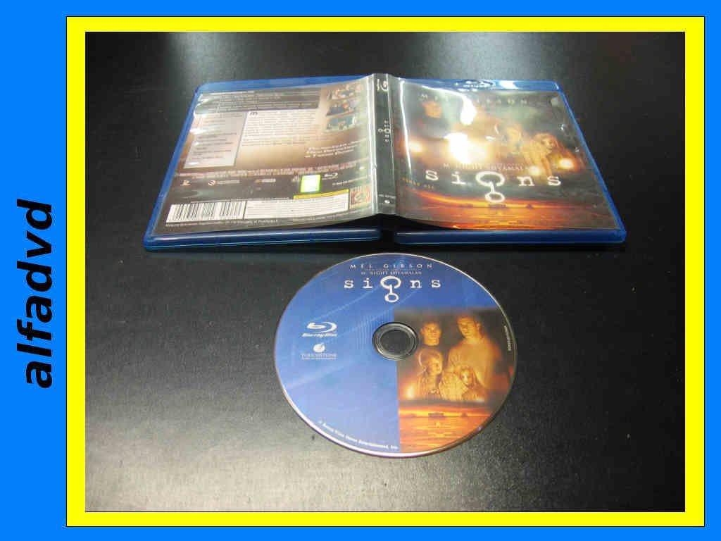ZNAKI - SIGNS LEKTOR PL  Blu-ray - Opole