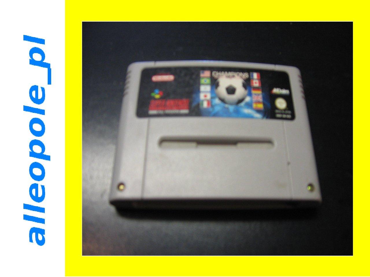 CHAMPIONS - GRA Nintendo SNES - Opole
