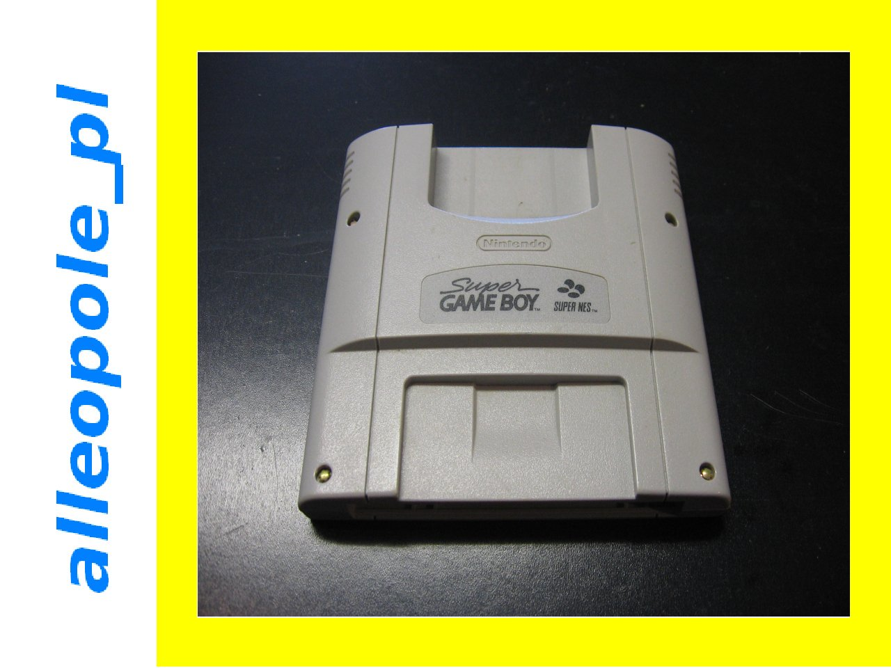 GAME BOY - ADAPTER - NINTENDO SNES HIT - Opole