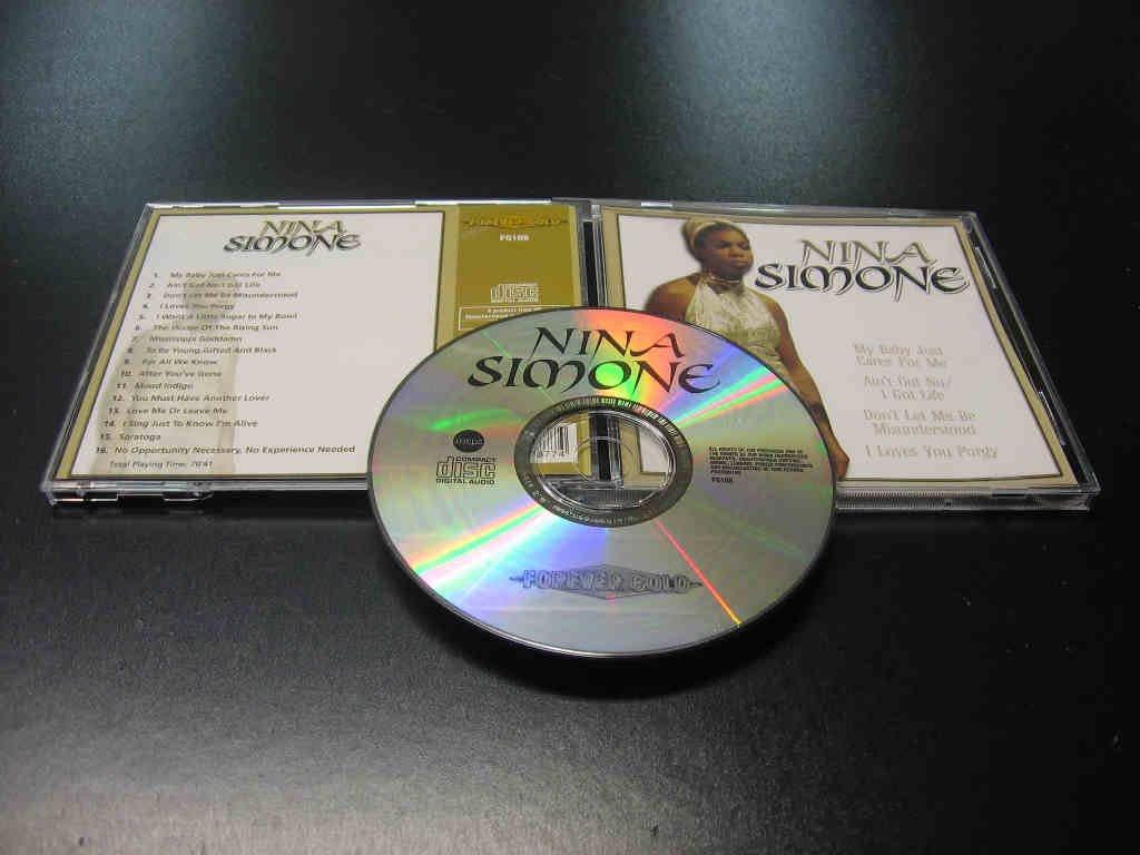 NINA SIMONE - 1 CD - Opole
