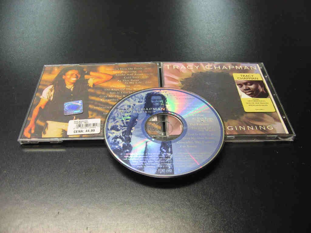 Tracy Chapman - New Beginning - 1 CD - Opole