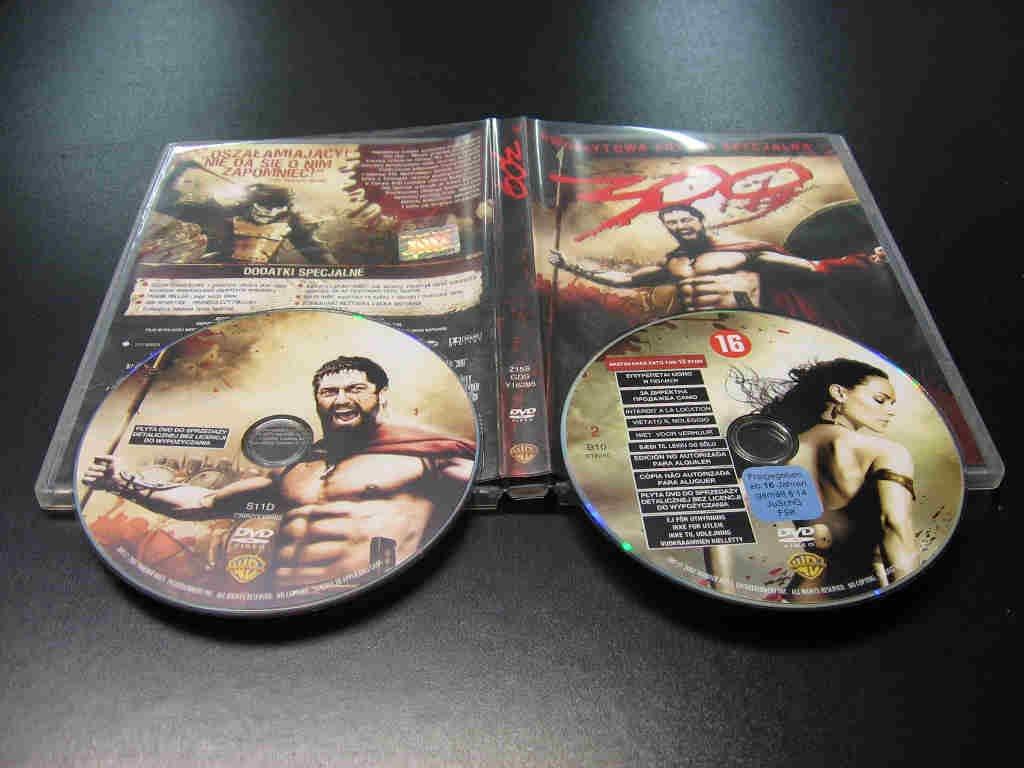 300 dwupłytowa edycja specjalna ````````````` 2 DVD ```````````` Opole