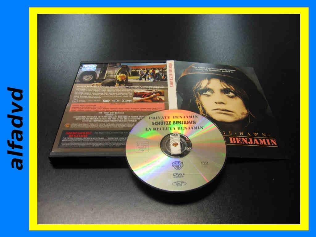 SZEREGOWIEC BENJAMIN - PRIVATE G. HAWN ````````````` DVD ```````````` Opole