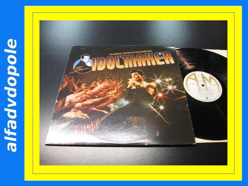 THE IDOLMAKER - SOUNDTRACK - LP - Opole 0137