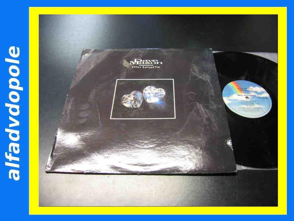DAVE MASON - two hearts - LP - Opole 0060