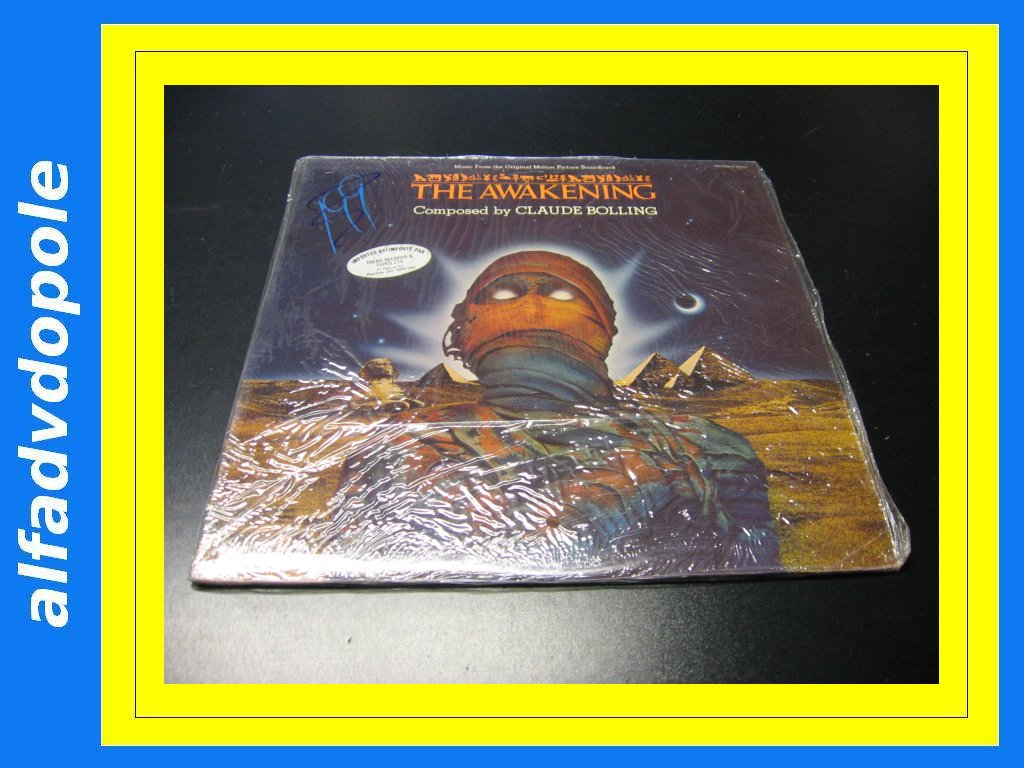 THE AWAKENING - Claude Bolling - LP - Opole 0152