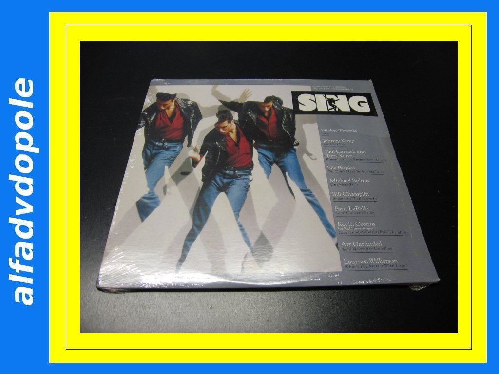 Mickey Thomas - Sing - LP - Opole 0156