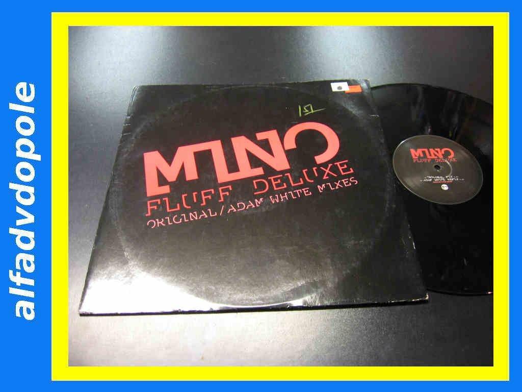 MINO - FLUFF DELUXE - LP - Opole 0097