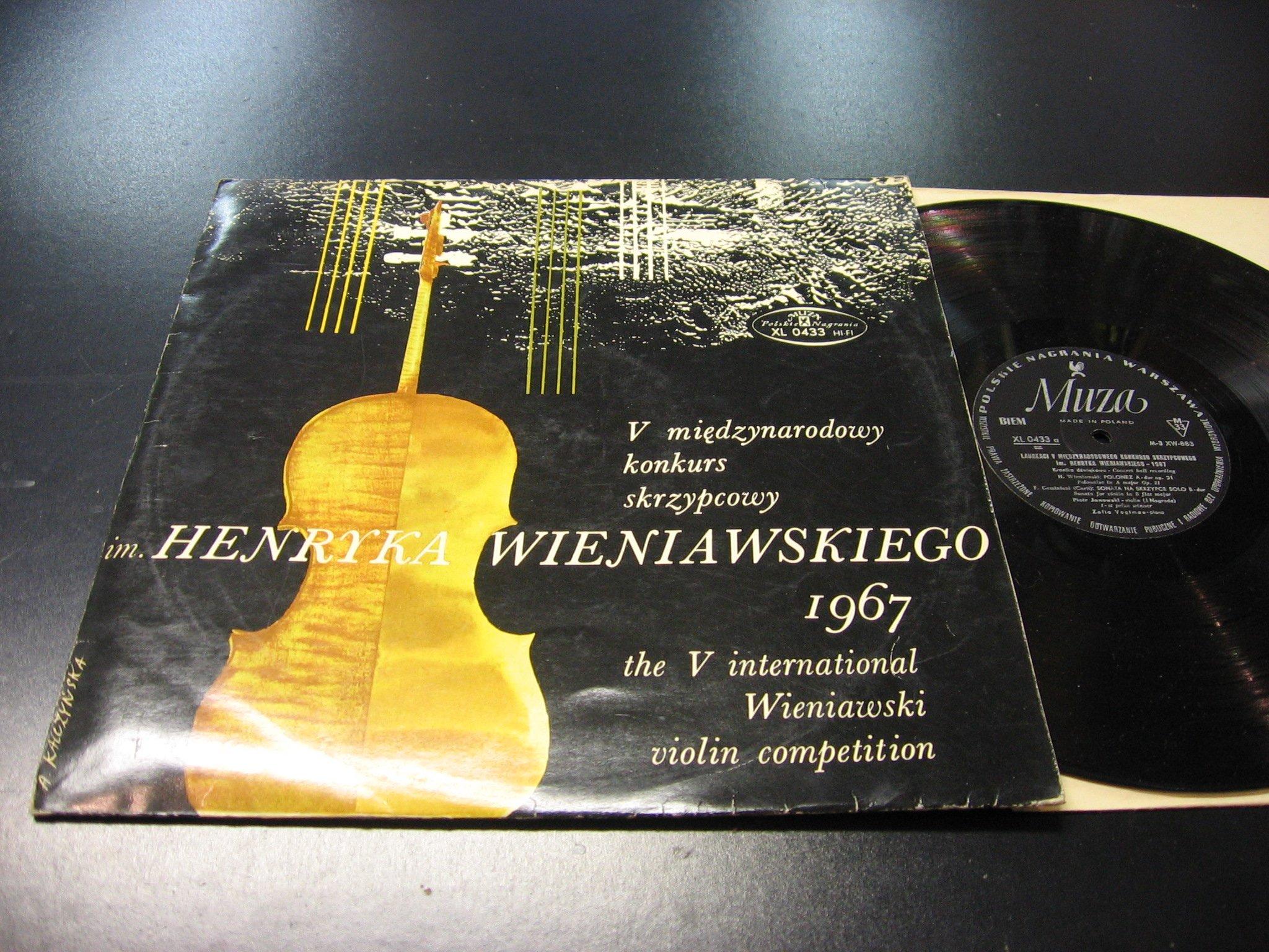 HENRYKA WIENIAWSKIEGO - LP - Opole