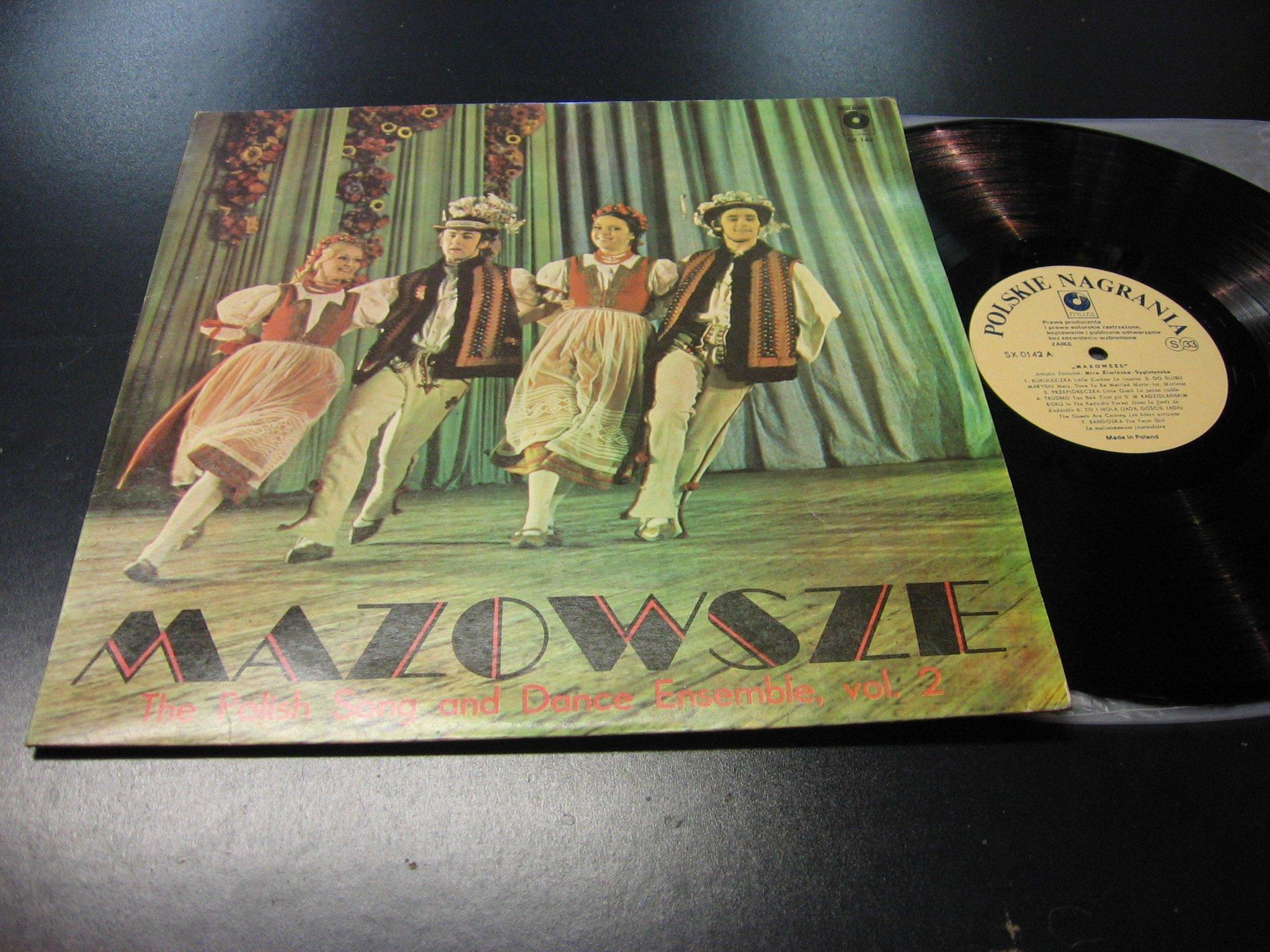 MAZOWSZE vol.2 - LP - Opole