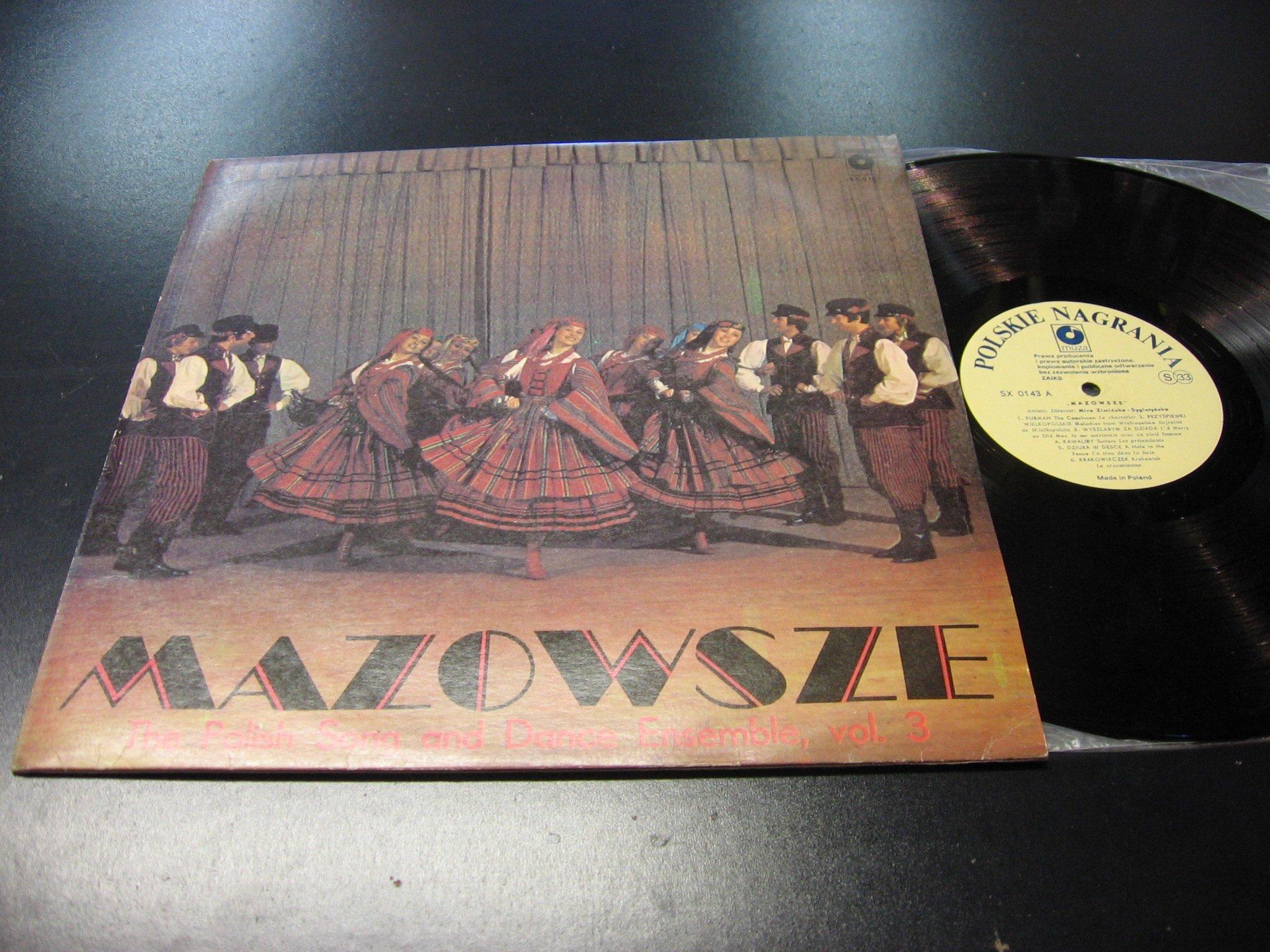 MAZOWSZE vol.3 `````````` LP ```````````` Opole