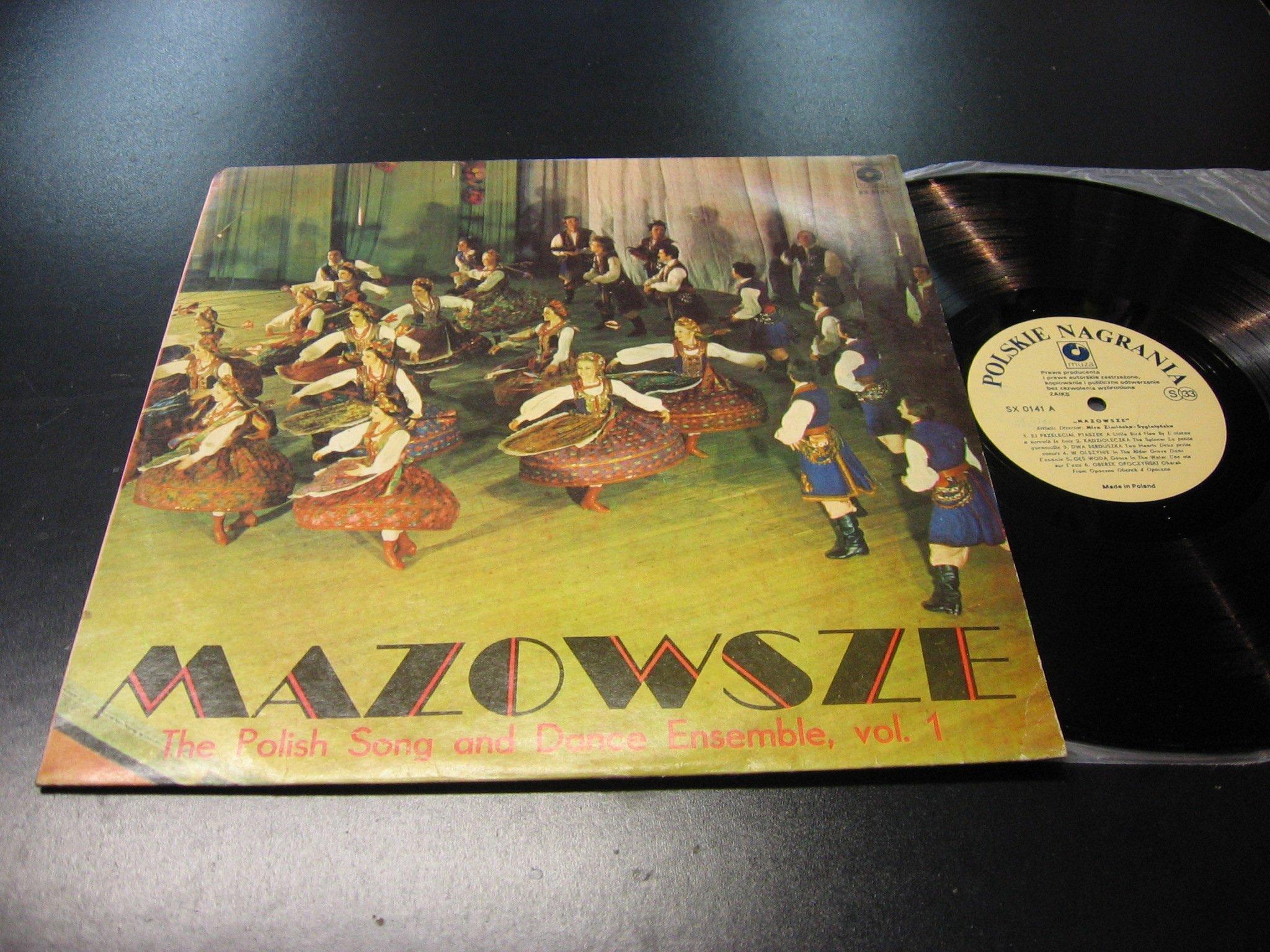 MAZOWSZE vol.1 `````````` LP ```````````` Opole