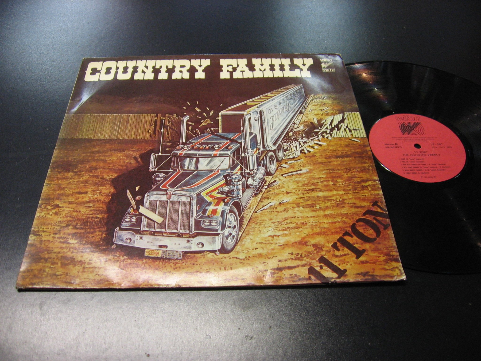 COUNTRY FAMILY - LP - Opole