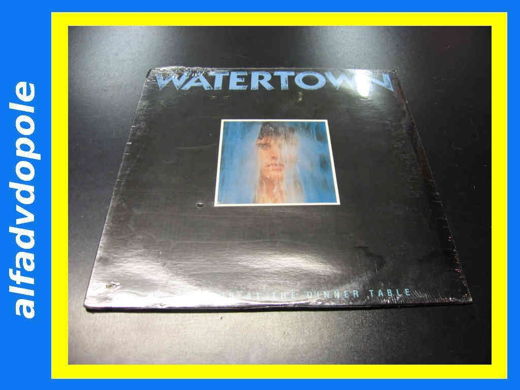 WATERTOWN - No Singing At The Dinner - LP - 0109 Opole