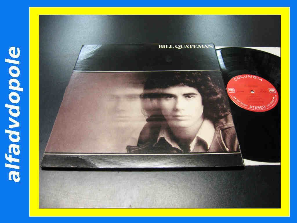 BILL QUATEMAN - LP - 0073 Opole