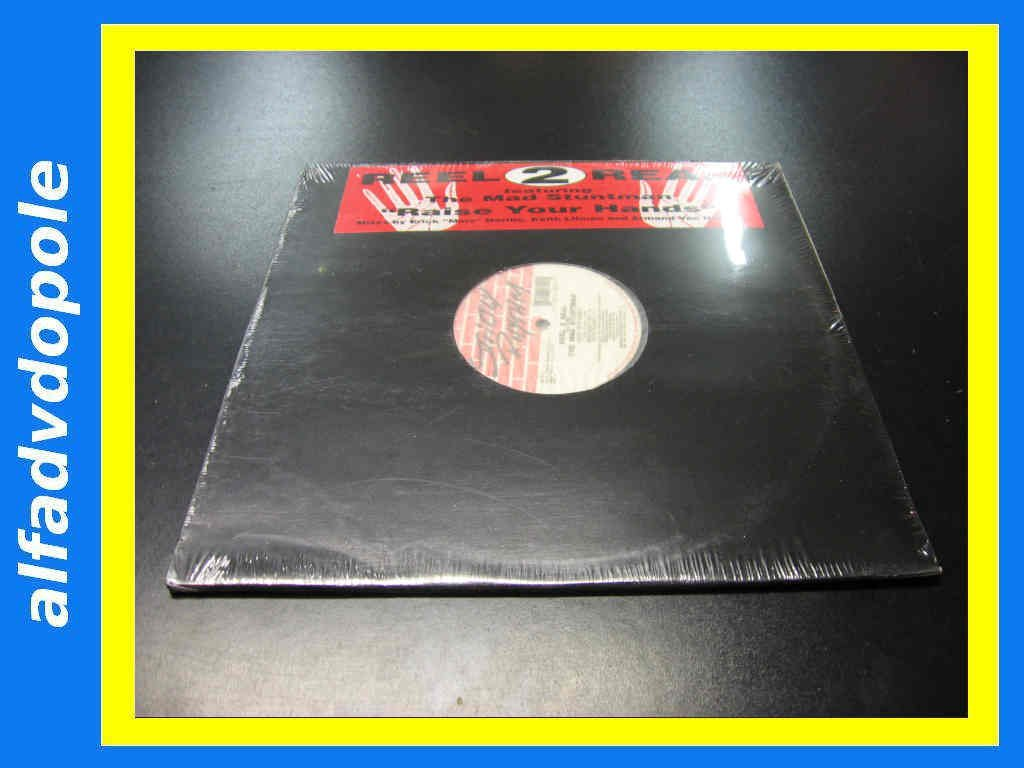 REEL 2 REAL - The Mad Stuntman - LP - 0071 Opole