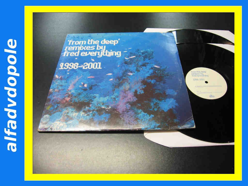 FROM THE DEEP REMIXES BY `````````` 2 LP ```````````` 0007 Opole