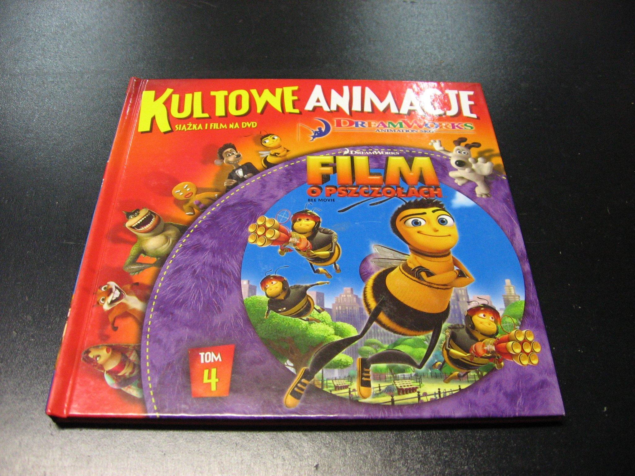 FILM O PSZCZOŁACH `````````` DVD ```````````` Opole