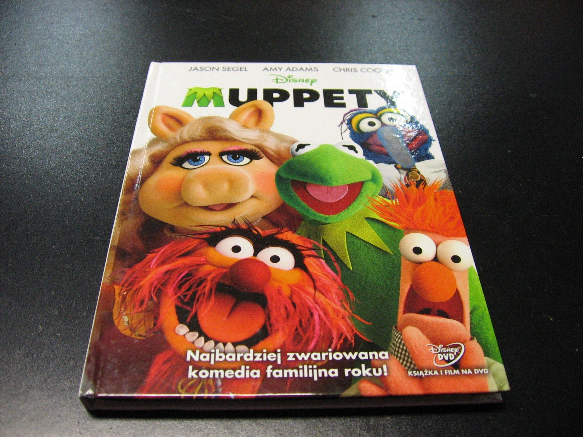 MUPPETY DISNEY `````````` DVD ```````````` Opole