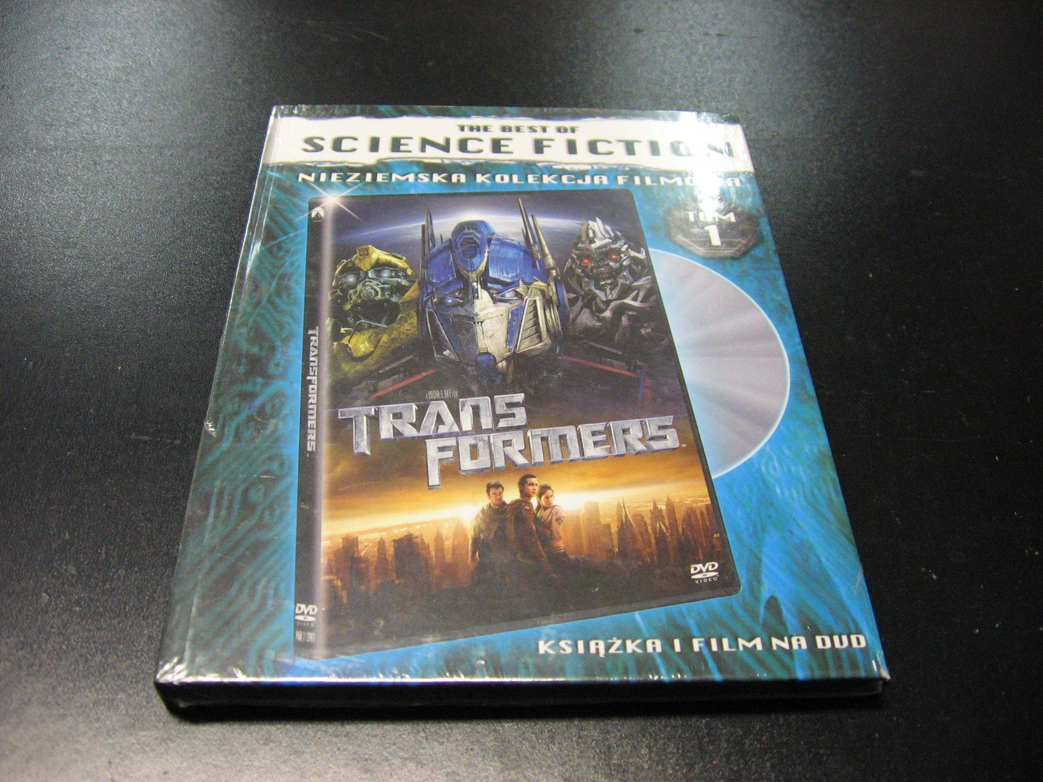 TRANSFORMERS `````````` DVD ```````````` Opole