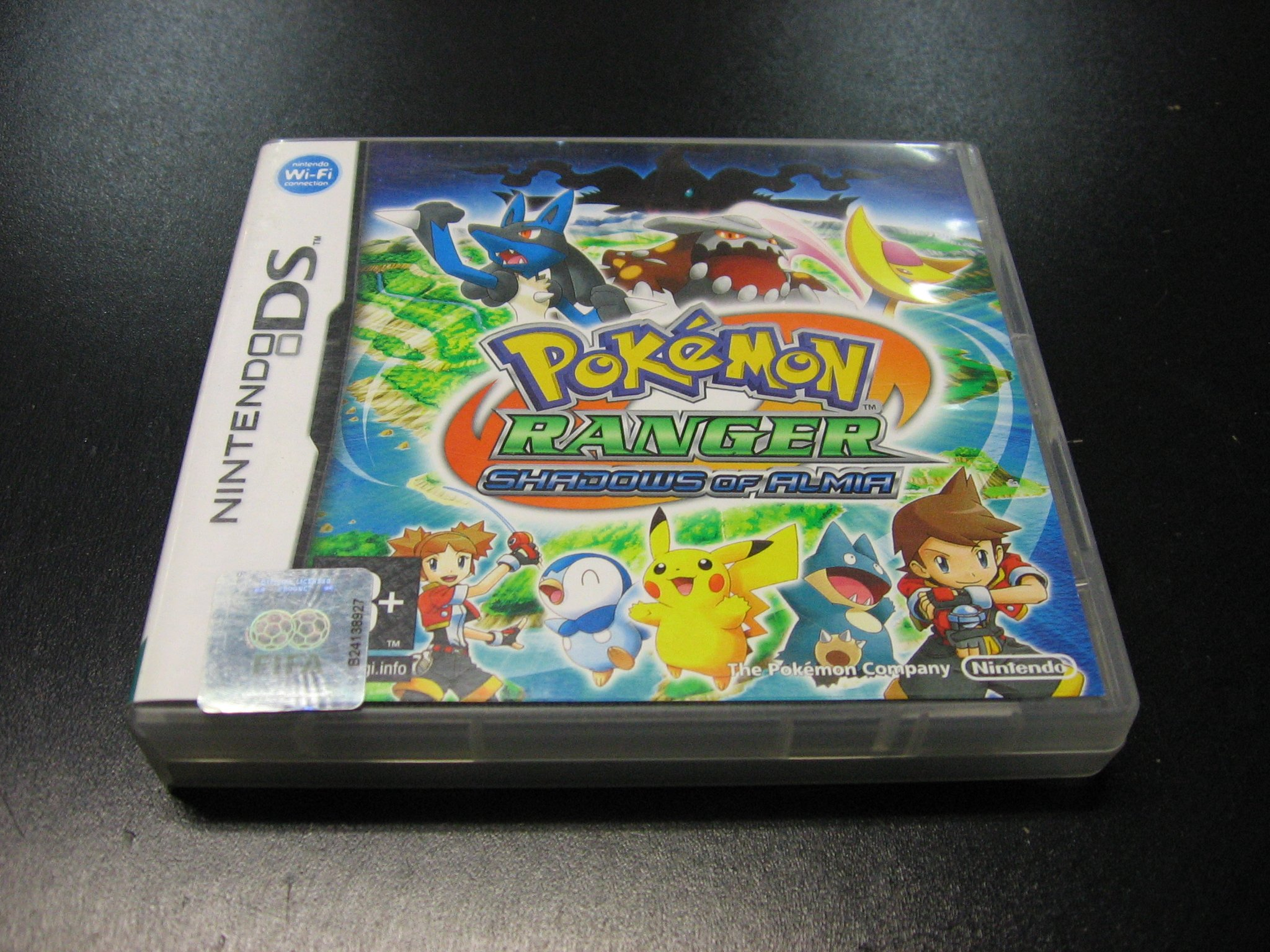 POKEMON RANGER SHADOWS OF ALMIA - NINTENDO DS - Opole