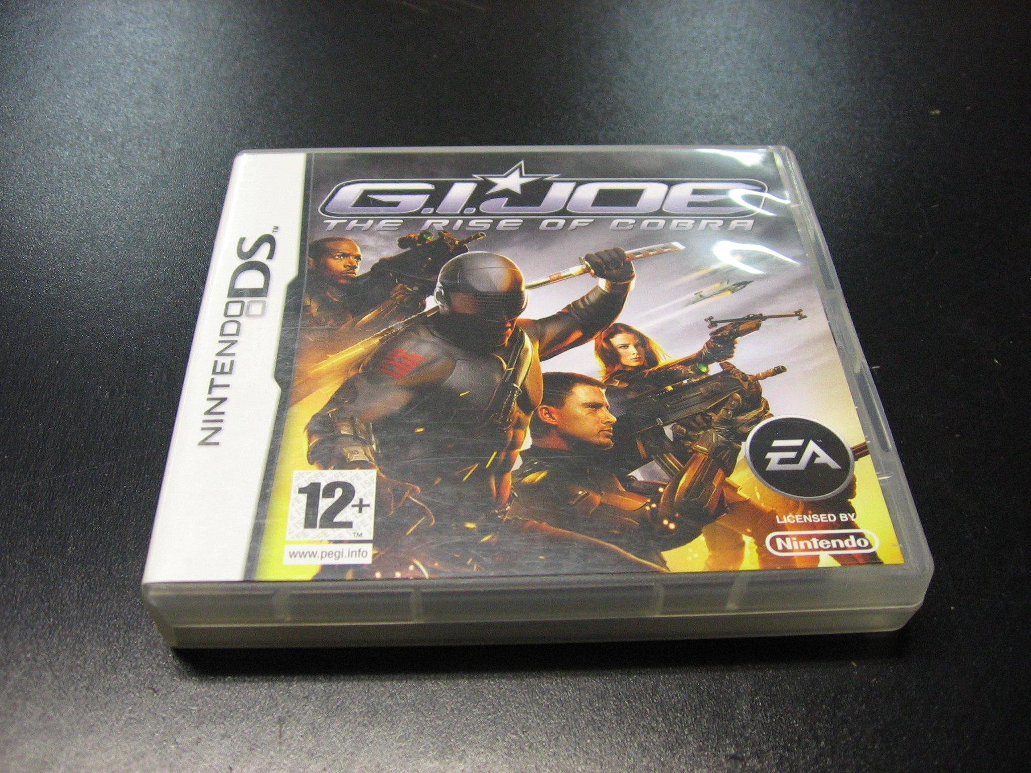 G.I. JOE RISE OF COBRA - NINTENDO DS - Opole