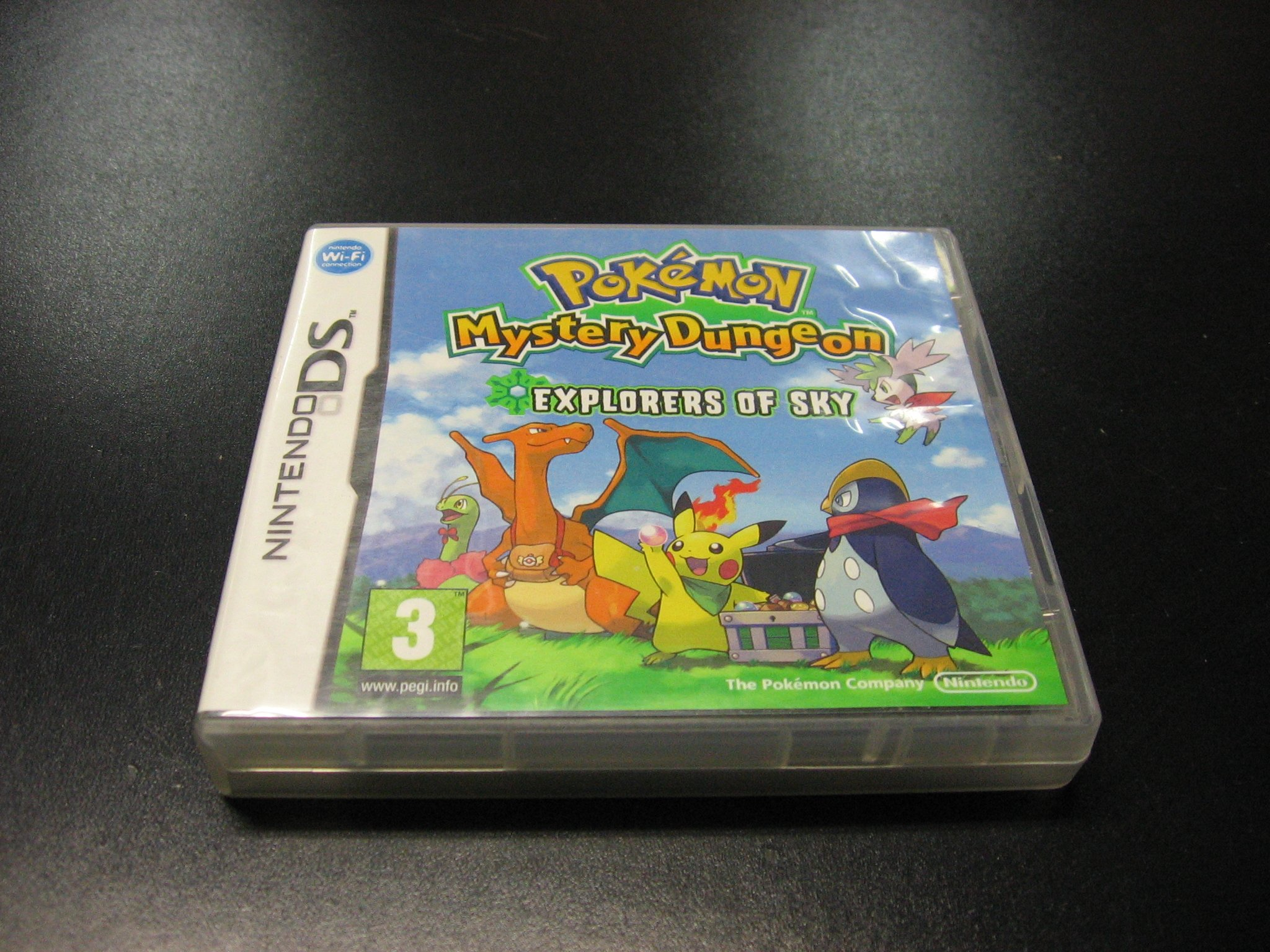 POKEMON - Mystery Dungeon - Explorers Of Sky - NINTENDO DS - Opole