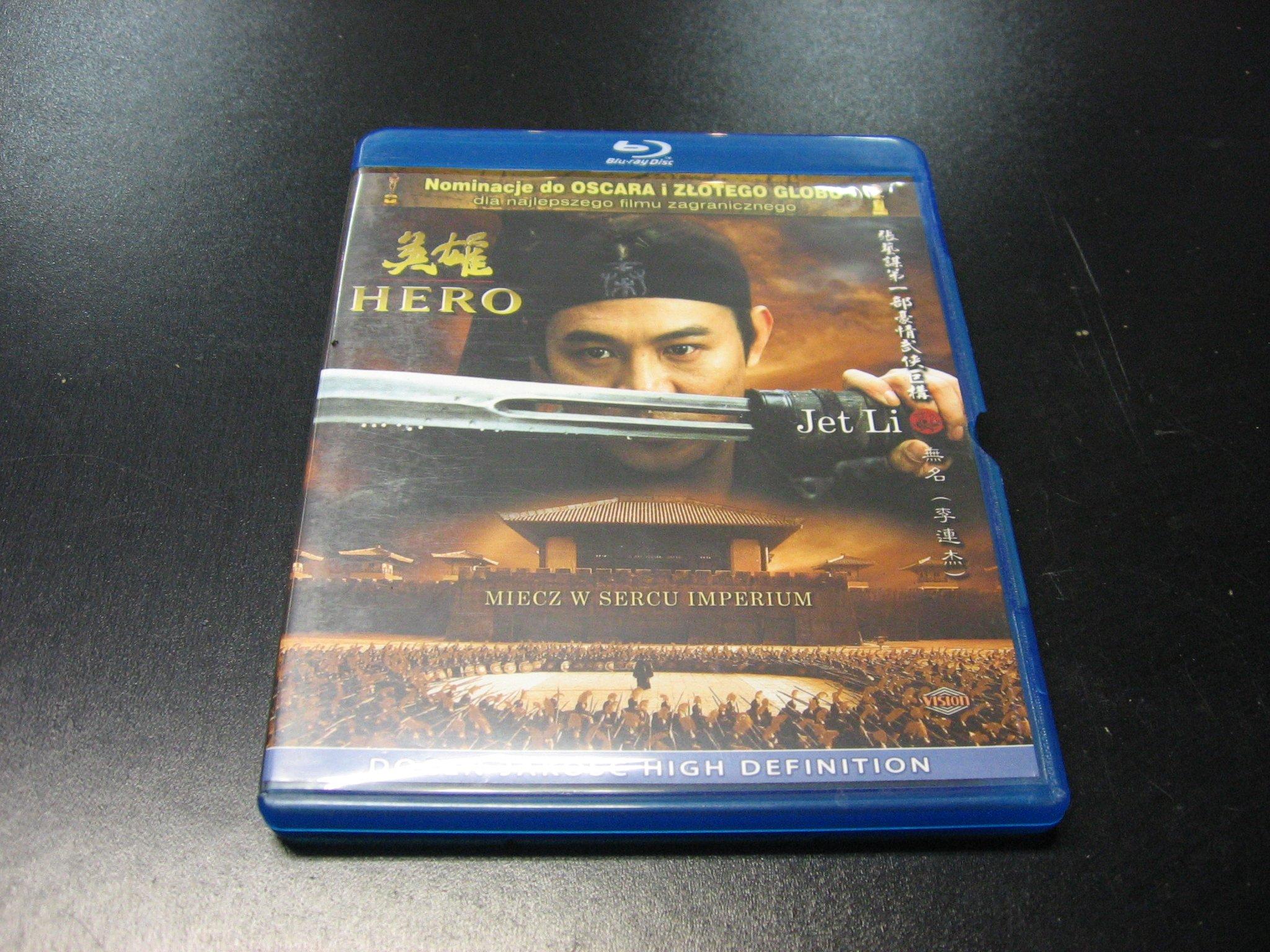 HERO 003 Blu-rey - Opole