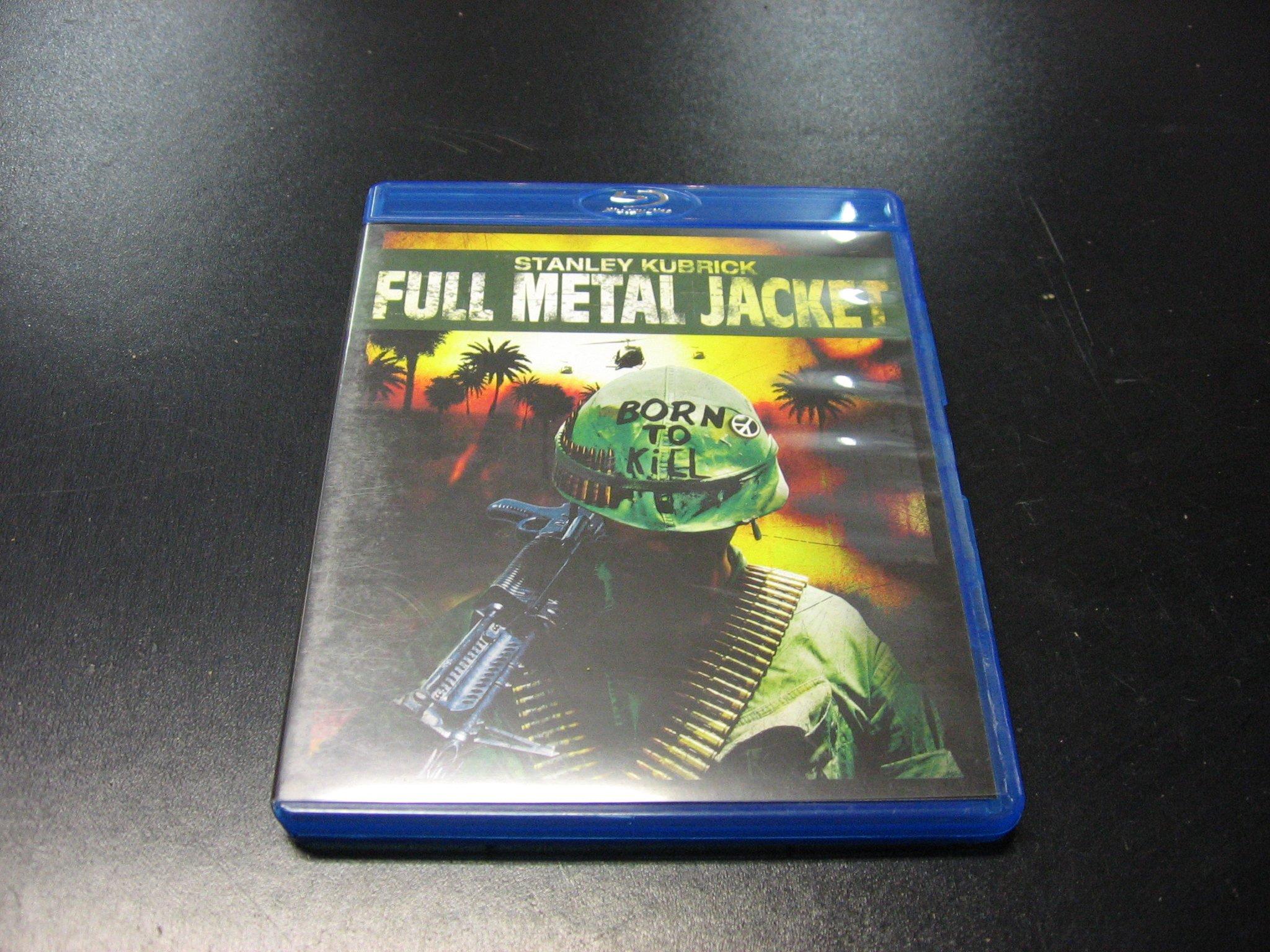 FULL METAL JACKET 007 `````````` Blu-rey ```````````` Opole