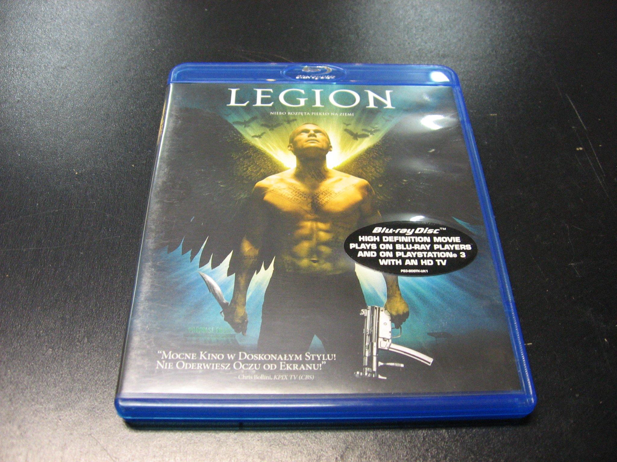 LEGION 011 `````````` Blu-rey ```````````` Opole