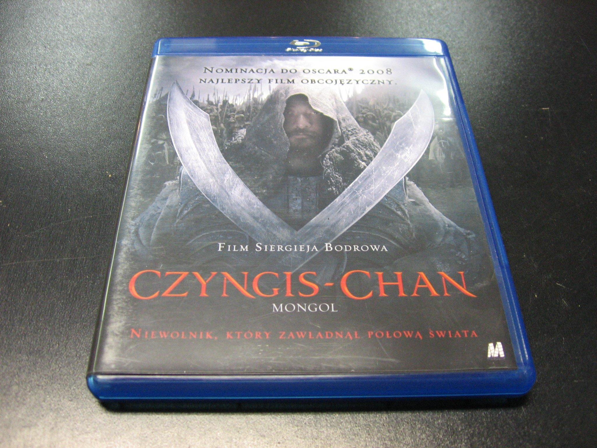 CZYNGIS - CHAN 023 `````````` Blu-rey ```````````` Opole