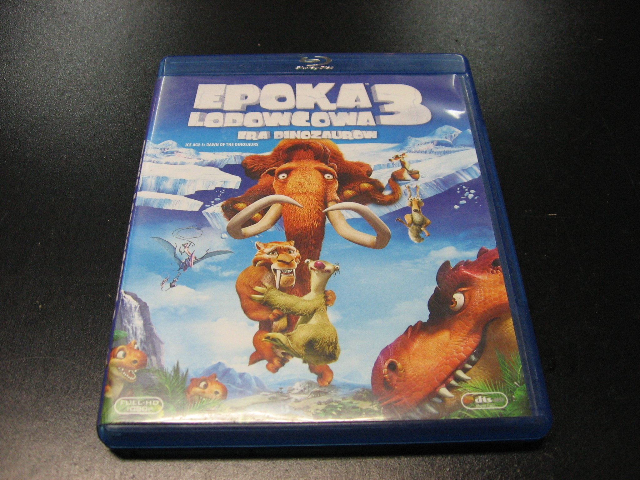 EPOKA LODOWCOWA 3 026 `````````` Blu-rey ```````````` Opole