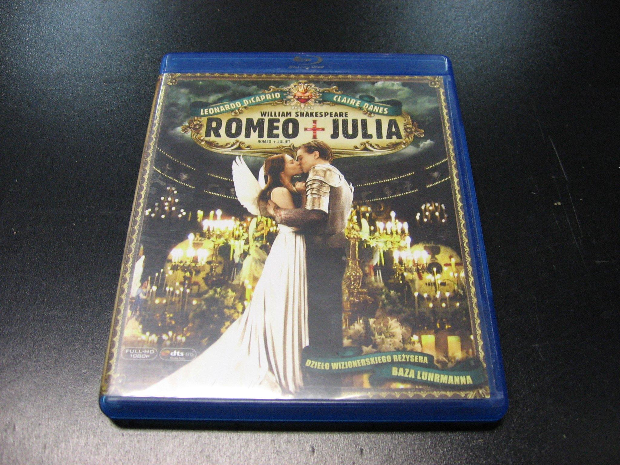 ROMEO I JULIA 035 `````````` Blu-rey ```````````` Opole