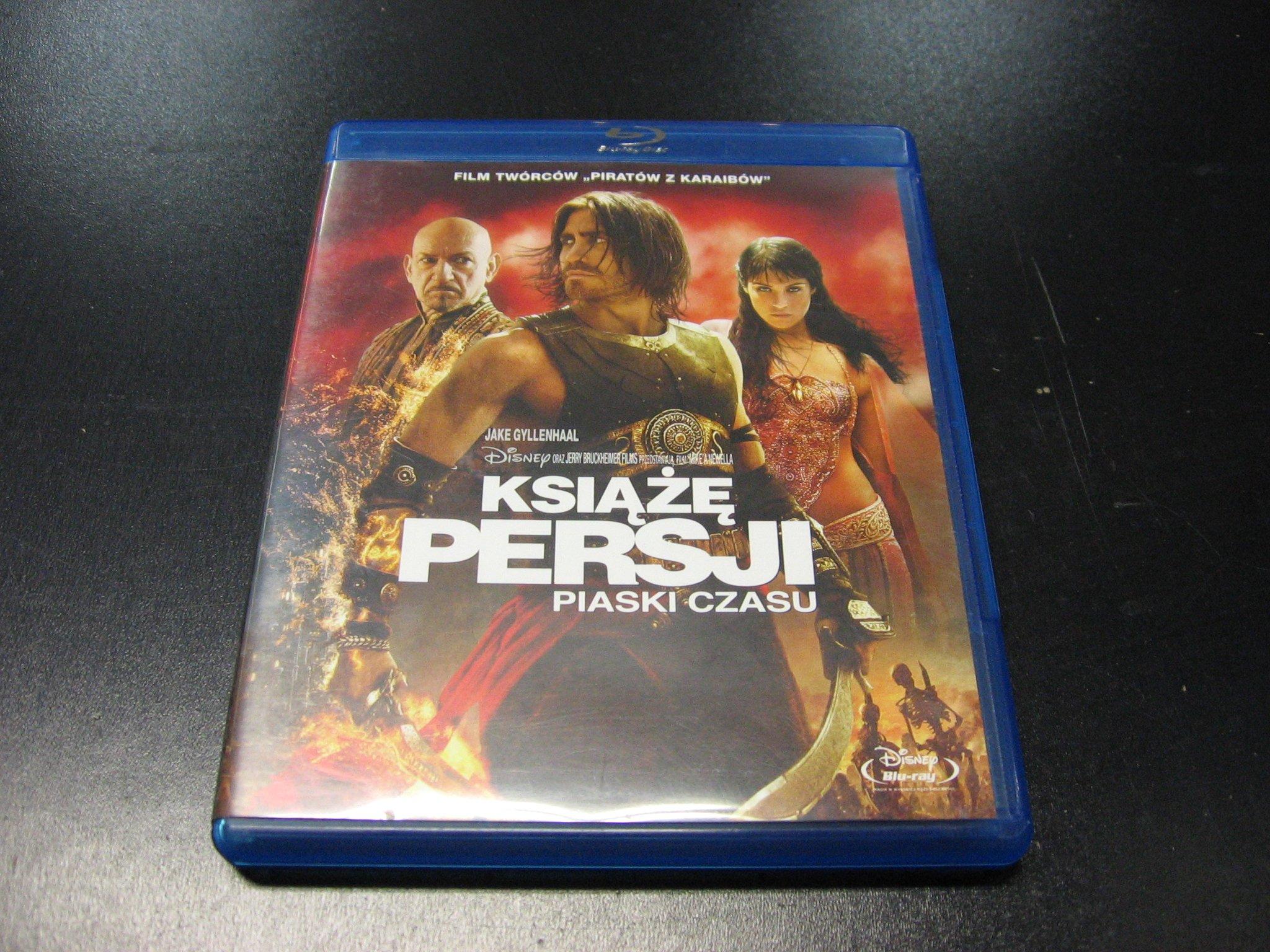 KSIĘŻĘ PERSJI PIASKI CZASU 041 `````````` Blu-rey ```````````` Opole
