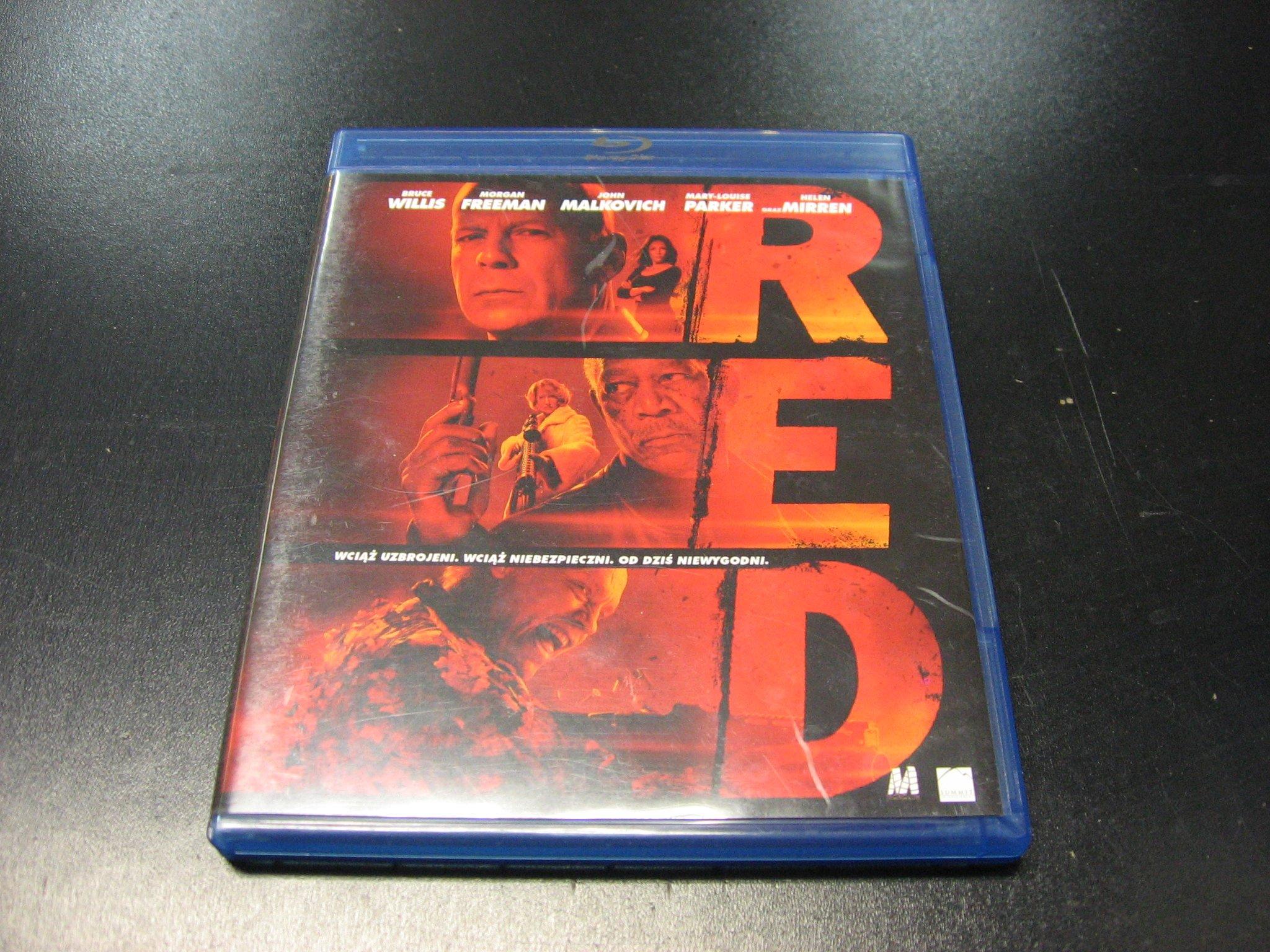 RED 044 `````````` Blu-rey ```````````` Opole