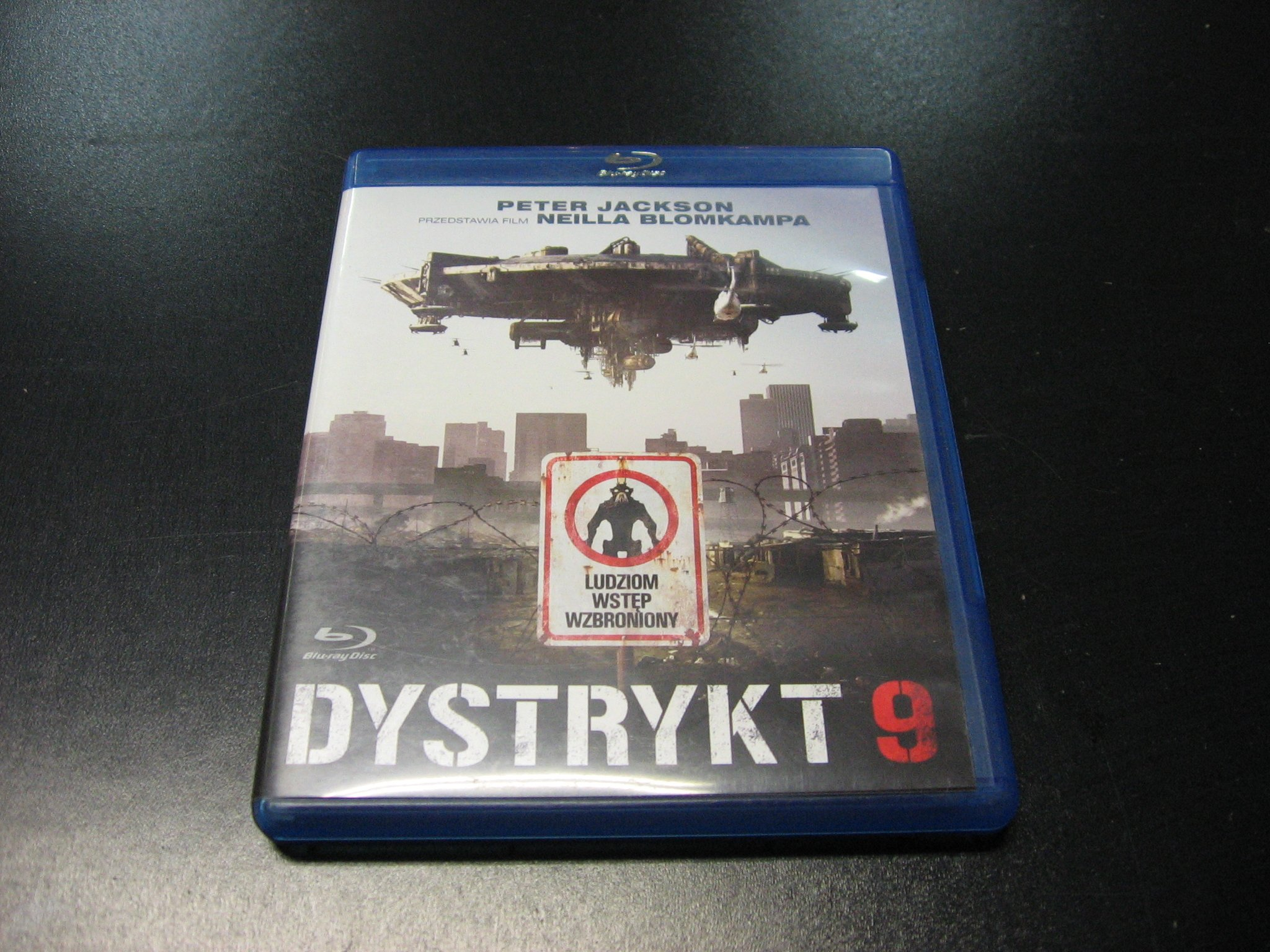 DYSTRYKT 9 057 `````````` Blu-rey ```````````` Opole