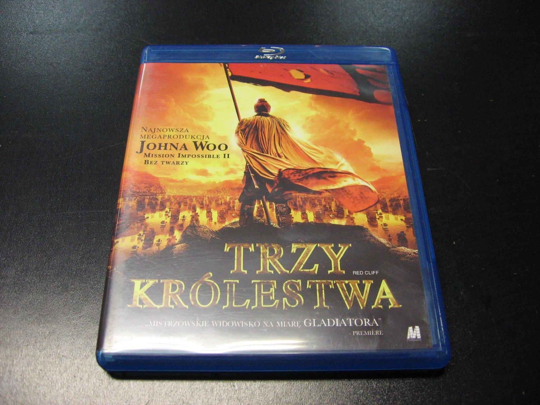 TRZY KRÓLESTWA 060 `````````` Blu-rey ```````````` Opole