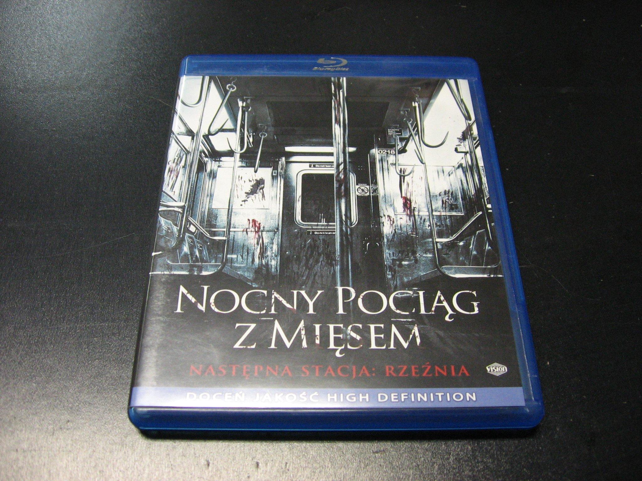 NOCNY POCIĄG Z MIĘSEM 066 `````````` Blu-rey ```````````` Opole