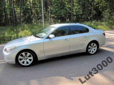 BMW E60 525d Anglik Pilnie sprzedam
